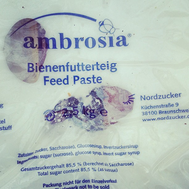 Ambrosia fondant