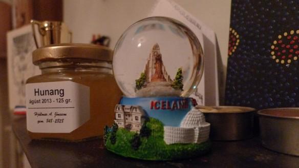 Icelandic honey