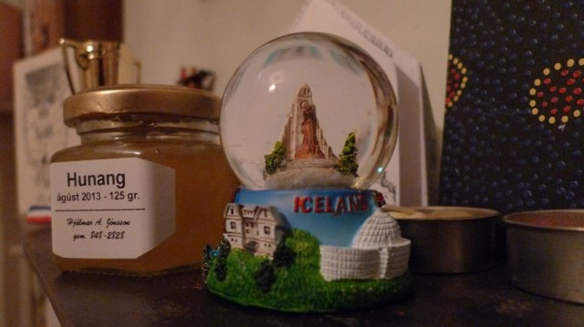 Icelandic honey
