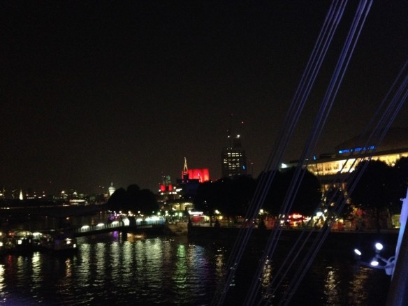 View of the Southbank