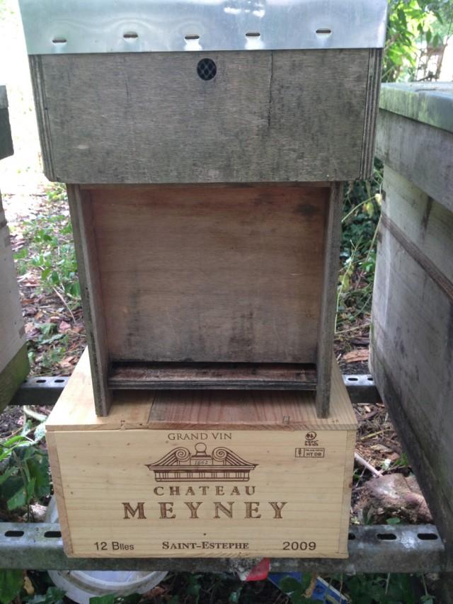 Posh hive stand