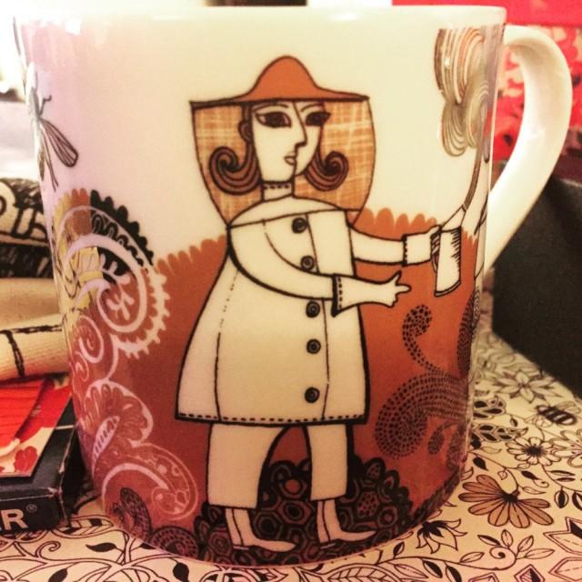 Beekeeper mug