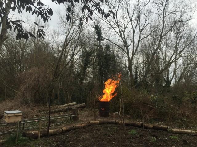 Pat's burner