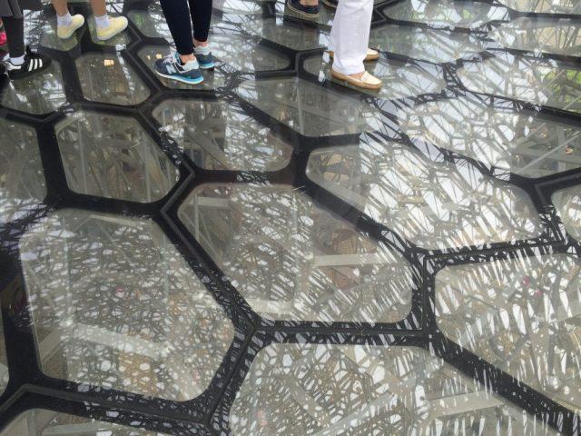 The Hive floor