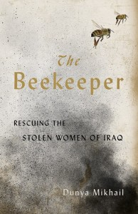 The beekeeper by Dunya Mikhail - book cover