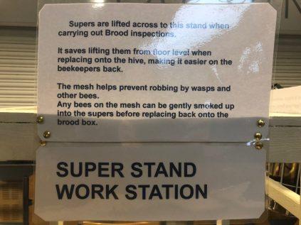 Super stand work station